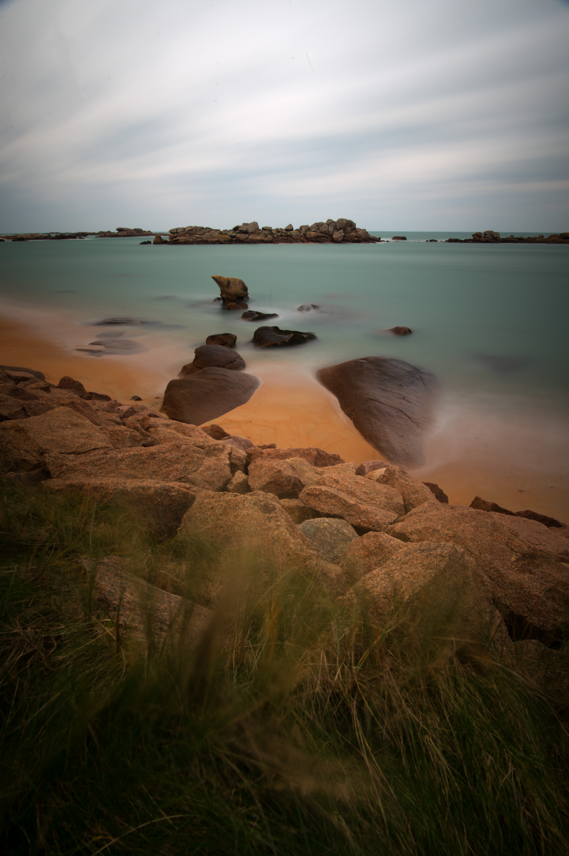 L'Ile Renote 27/02/2016 Nikon D3s 8 mn / 22 / ND 400 + ND 8