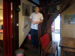 Un an aux serres de Kerprigent, Rhu, Lannion